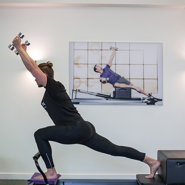 the alternative workout: reformer pilates