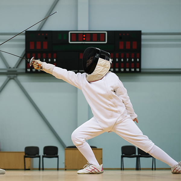 The Alternative Workout: Fencing