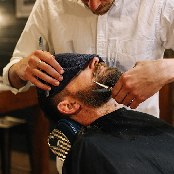15 Minutes with Tommy From Barbershop Ruffians