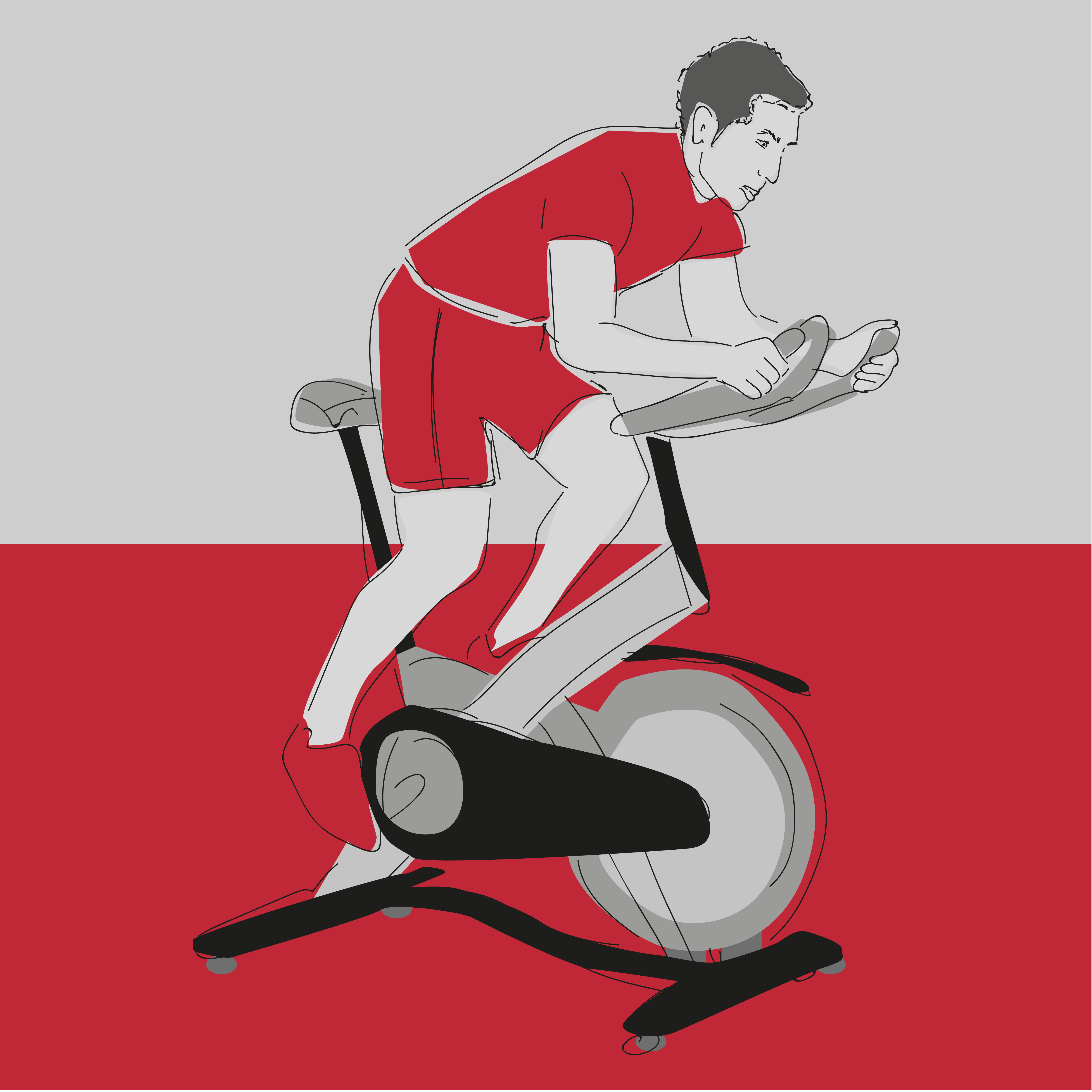 The Alternative Workout: Indoor Cycling
