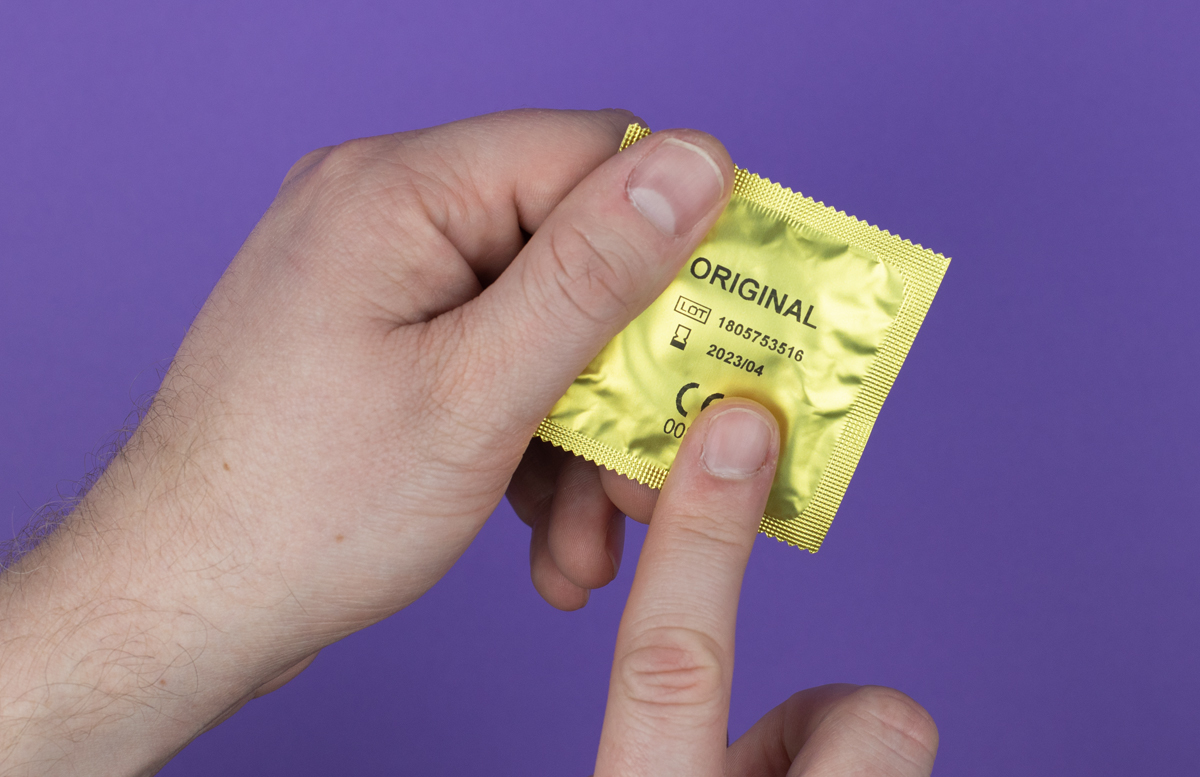 how long does a condom take to expire