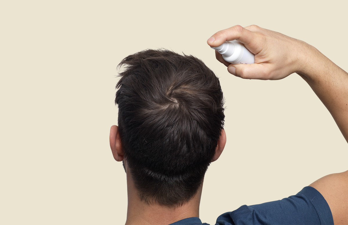 The main causes of hair loss