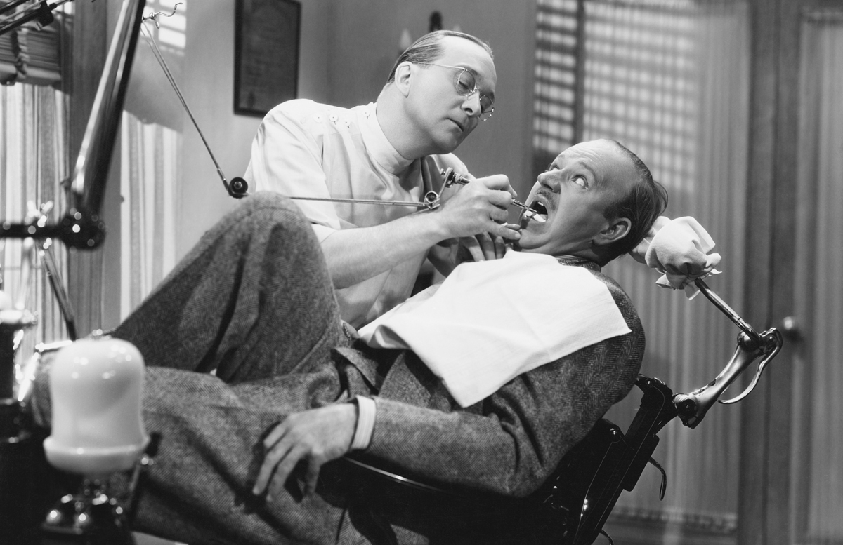 The Bizarre History of Dental Care